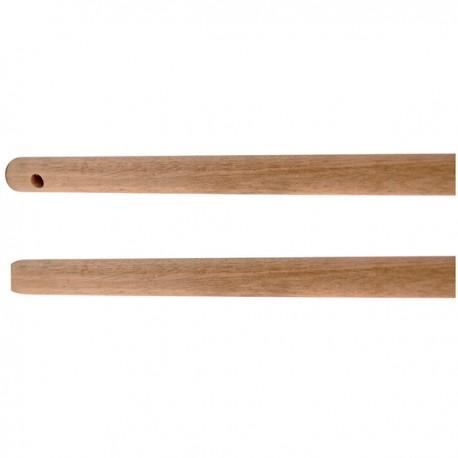 Manche bois cantonnier 140cm Ø28mm
