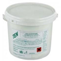 Poudre à cristalliser LE TEN10 - Seau de 5kg