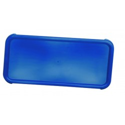 Couvercle pour seau de désinfection 22L (Rouge ou Bleu)