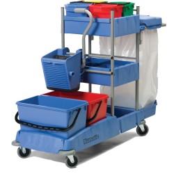Chariot de ménage et lavage NUMATIC VCN1604