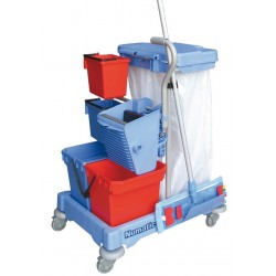 Chariot de lavage compact SCB1405