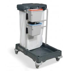 Chariot de lavage compact SCG1405 + KIT SGA0