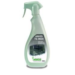 Détergent désinfectant ANIOS TS INOX - Spray 750ml