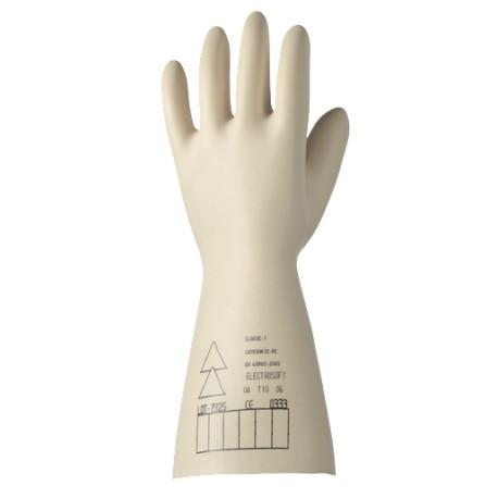 Gant latex pour électricien / 2500V - 1 paire