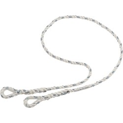 Longe corde toronnée L 1m D 12mm