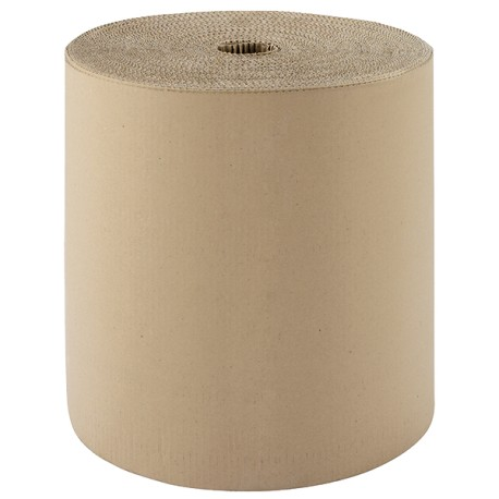 Carton ondulé 350g/m2 - Rouleau 1m x 50m