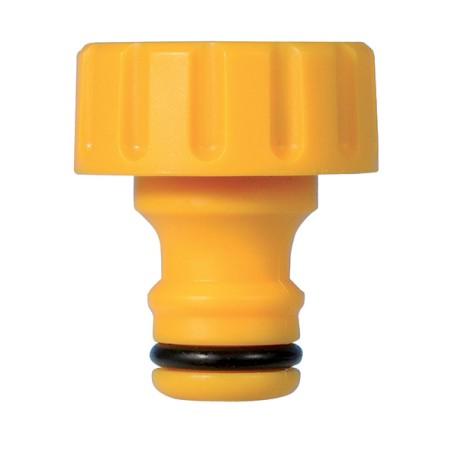 """Raccord ABS pour robinet fileté 1"""" Ø26/34"""