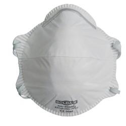 Masque facial FFP2 sans valve - Boîte de 20