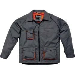 Veste de travail MACH2 (Gris/Noir ou Gris/Orange S à XXXL)