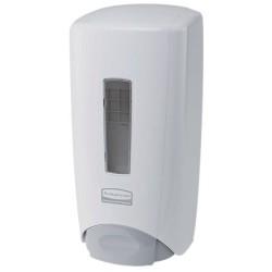 Distributeur ABS Blanc pour recharge RUBBERMAID 1300ml - 3486591