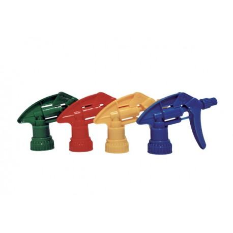 Tête de pulvérisateur de couleur (Ro/Bl/Ve ou Ja)