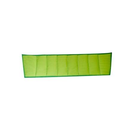 Bandeau microfibre vitre vert DELTA 12 x 30cm 200gr/m²