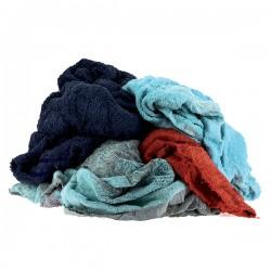 """Chiffon """"EPC"""" Eponge couleur - 10 sacs de 1kg"""
