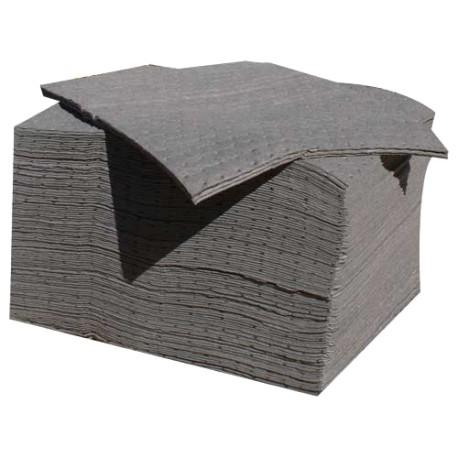 Feuilles absorbantes TL grises 40x50cm double 300g - Sac de 100