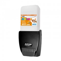 Distributeur de savon liquide TIFON noir 4.5L