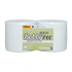 800 fts recyclée blanche 2 pl. 22x30cm - Colis 2 bob.