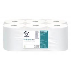 Essuie-mains 2 pl. g/c pure ouate DISSOLVETECH 140m - Colis 6 rlx