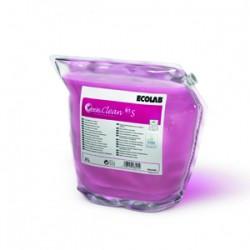 Détergent acide sanitaires ECOLAB OASIS CLEAN 61 S -9064200 - Ct 2x2L
