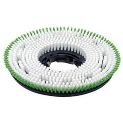 Brosse de lavage verte pour monobrosse Ø450mm