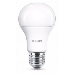 Lampe LED standard 10-75W E27 dépolie CW  4000K