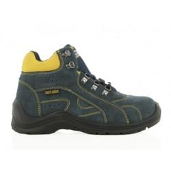 Chaussure de sécurité haute cuir Bleu ORION S1P (36 à 47)