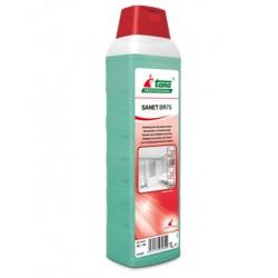 Nettoyant désincrustant sanitaires  SANET BR75 - Bidon de 1L