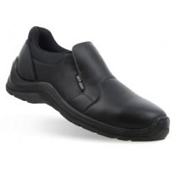 Chaussure de sécurité DOLCE en cuir noir
