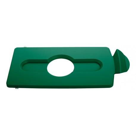 Couvercle de recyclage SLIM JIM pour bouteilles et canettes