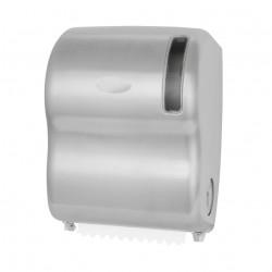 Distributeur essuie-mains en rouleaux Inox Brossé