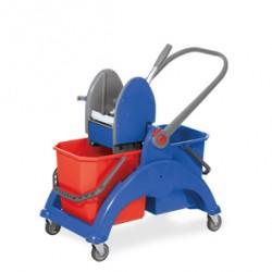 Chariot de lavage SKY 2.15MP 2x15L sans presse