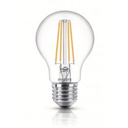 Lampe LED standard filament 7-60W E27 claire CW