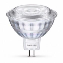 Lampe LED GU5.3  7-50W 36D Comp. Variateur WW