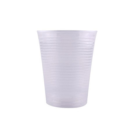 Gobelet PLA transparent 20cl - Colis 3000