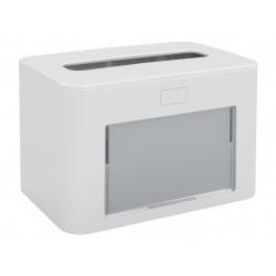 Distributeur de serviettes pliés antibactérien en ABS