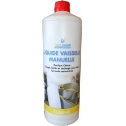 Liquide vaisselle PLONGE CITRON 8% manuel LABOJAL - Bidon 1L