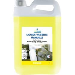 Liquide vaisselle PLONGE CITRON 8% manuel LABOJAL - Bidon 5L