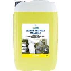Liquide vaisselle PLONGE CITRON 8% manuel LABOJAL - Bidon 20L