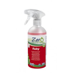 Détergent anti-calcaire naturel RUBY ECOLABEL SUTTER - Flacon 500ml