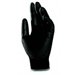 Gant pour travaux de précision noir MAPA ULTRANE 548 (7 à 10)-1 paire