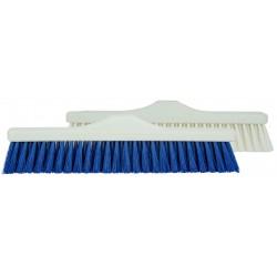 Balai polyester souple / Monture PP 38cm douille à vis
