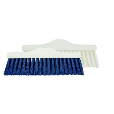 Balai polyester mi-dur / Monture PP 29cm douille à vis