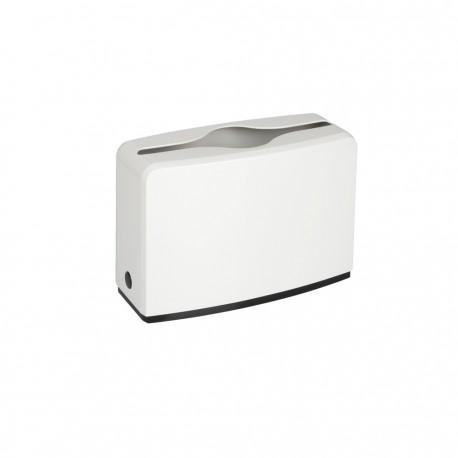 Distributeur d'essuie-mains à poser rectangulaire