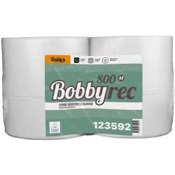 800 fts recyclée blanche 2 pl. 26x30cm - Colis 2 bob.