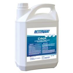 Dégraissant désinfectant bactéricide - Deterquat DNA - Bidon de 5L