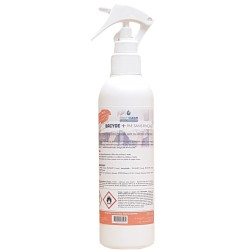 Desinfectant sans rincage BACYDE + PAE(contact alim.) - 250ml