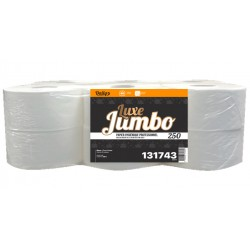 PH JUMBO LUXE 250 3 plis PURE OUATE g/c  - Colis 6 rlx