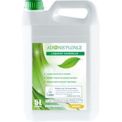 Liquide vaisselle ADONI'S PLONGE manuel ECOLABEL LABOJAL - Bidon 5L