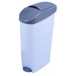 Container 22L blanc pour sachets périodiques