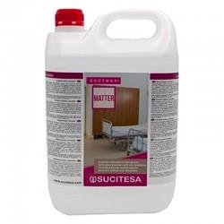 Emulsion mate anti-dérapante SUCIWAX MATTER - Bidon 5L