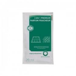 Détergent désinfectant sols&surface 3en1 PREMIUM A 20ml - Ct. 250